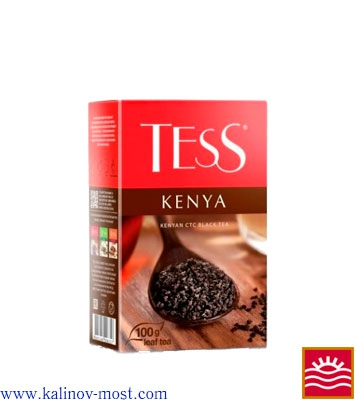 Чай Tess листовой Black Tea Kenya листовой 100 г