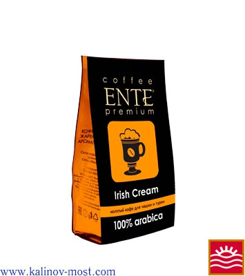 Кофе ENTE Irish Cream молотый 200 г